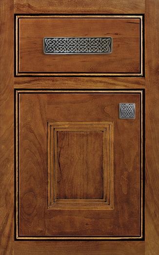 Wellington Door Style show in Inset