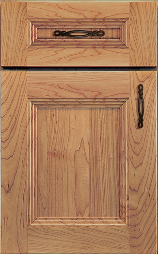 Wellington Door Style shown in Full Overlay